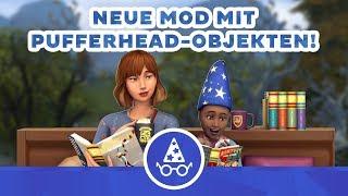 Pufferhead-Objekte für Die Sims 4! | Modvorstellung | sims-blog.de
