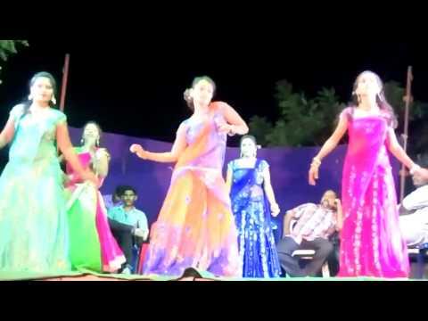 Jeedi Ginjalu Folk Song  Gunna Gunna Mamidi  Telugu Recording Dance Latest 2016