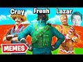 BEST LAVA SQUAD IN FORTNITE Ft LazarBeam Cray mp3