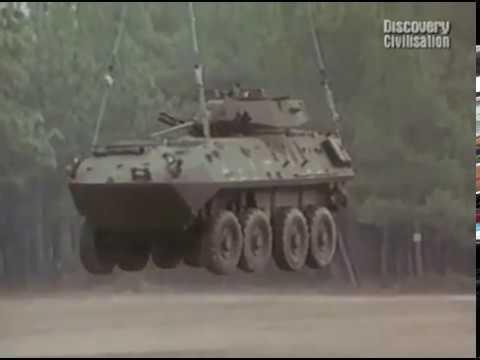 Обзор танков и бронетехники состоявшей на вооружении стран НАТО