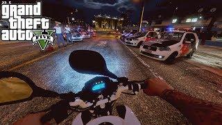 Baixar GTA V TITAN 160 DE FAVELA CAIU NO COMANDO ?
