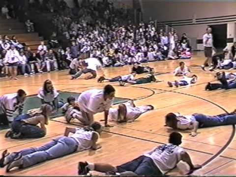 Adams Friendship Middle School Olympics 2000