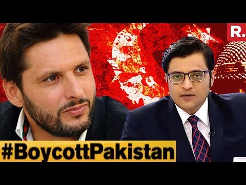 Where's The 'I Love Pak' Lobby Now? | The Debate With Arnab Goswami