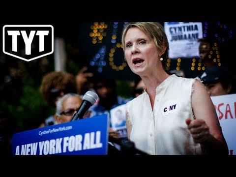 How Cynthia Nixon Changed New York Politics