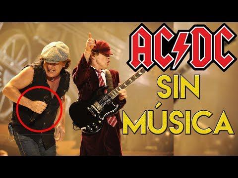 ¡Así Suena AC DC Sin Música!