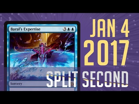 Split Second - Aether Revolt Preview Exclusive!