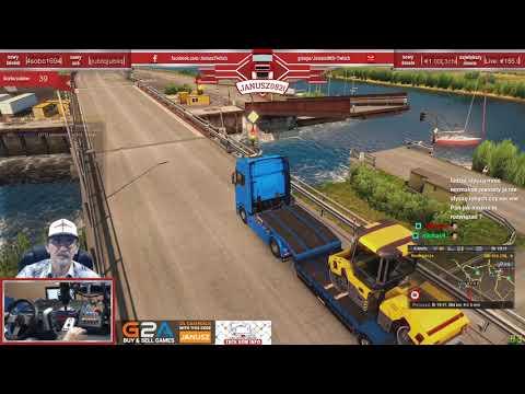 Euro Truck Simulator 2 - DLC Italia przedpremierowo cz.5