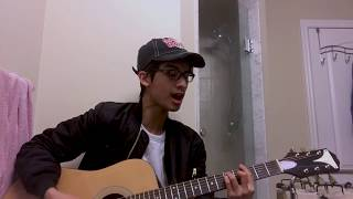 Gambar cover 5 seconds of summer lie to me acoustic cover by MICO
