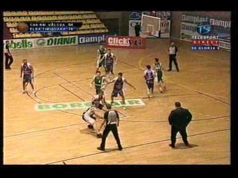 2008 Romanian Basketball