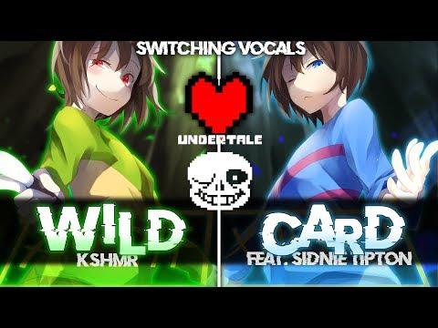 ◤Nightcore◢ ↬ Wildcard [Switching Vocals]