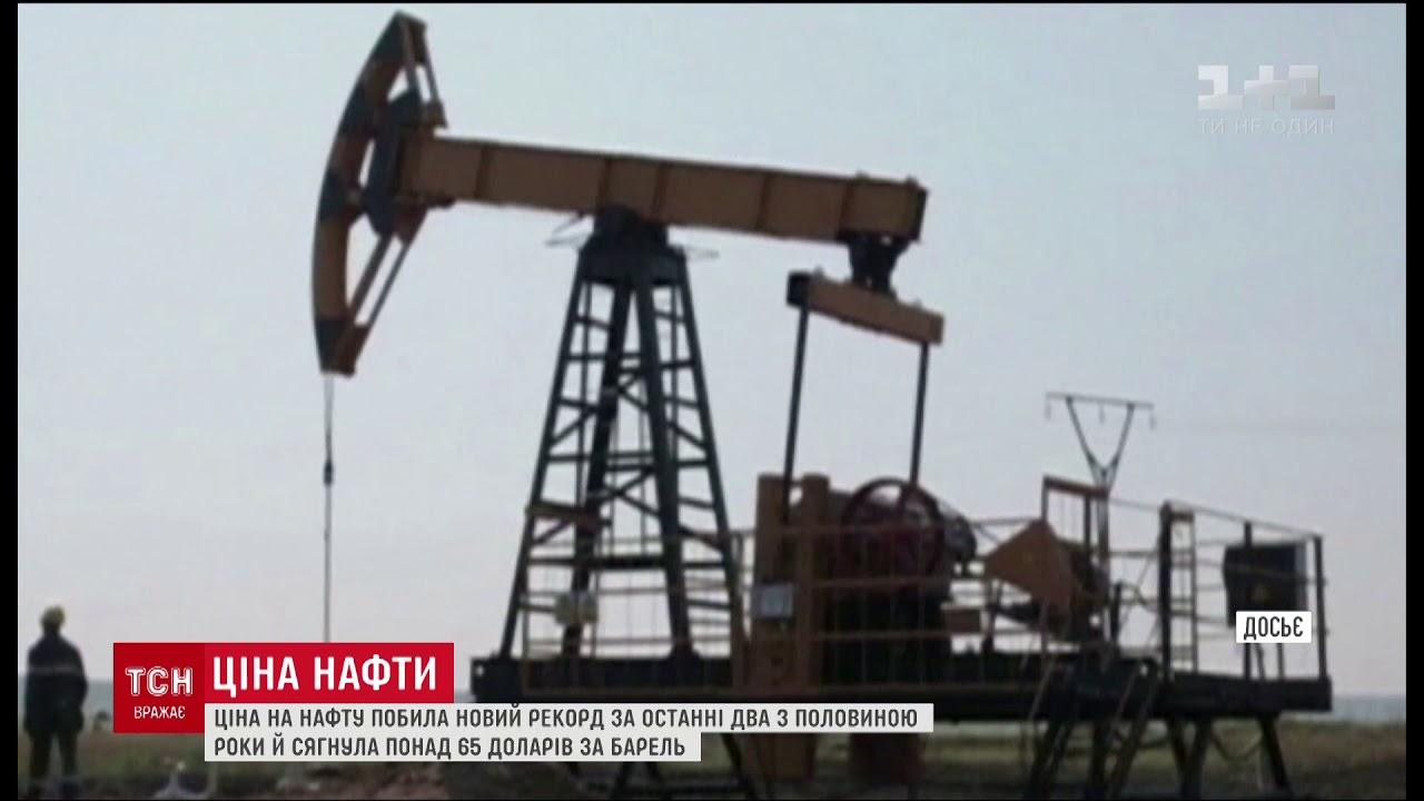ціна на нафту форекс