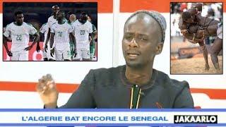 Défaite du Sénégal contre l'Algérie - Fou malade:
