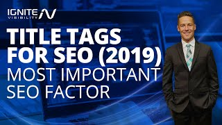 Title Tags For SEO [2019] Shocking CRAZY GEEKY Strategy You Will LOVE