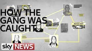 Hatton Garden Raid | How The Gang Was Caught