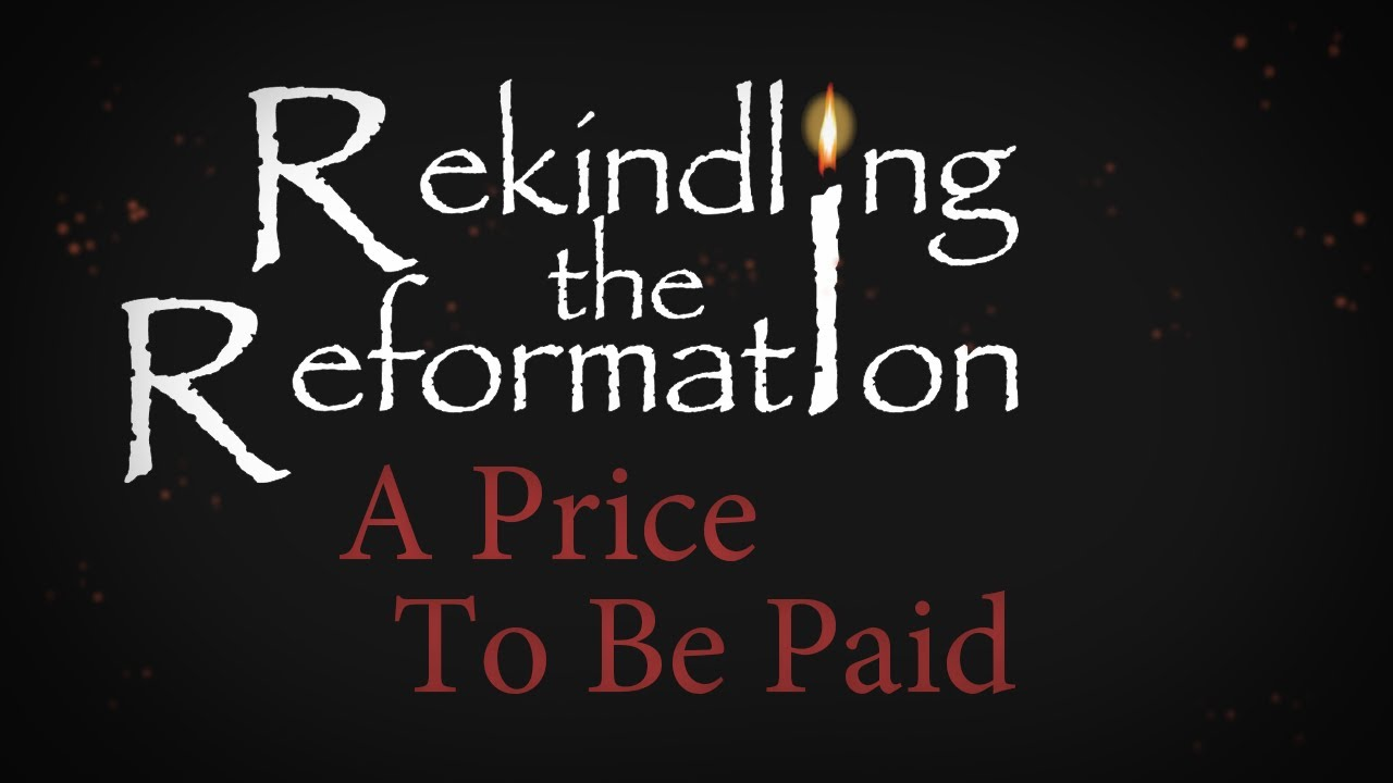 941 - A Price To Be Paid / Rekindling the Reformation - Walter Veith
