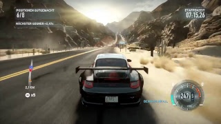 Need for Speed The Run (Livestream)