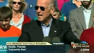 Biden in Florida: Cleveland Plain Dealer one of the major papers