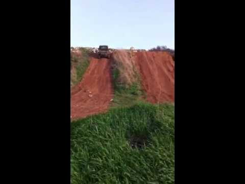 Climbing a hill in the Tomcar | Doovi