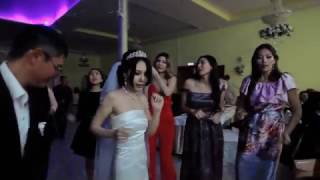 Калмыцкая свадьба. Мила Чернушкина. Ты не такой. Зажигает
