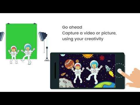 Chromavid - Chromakey green screen vfx application - Apps on