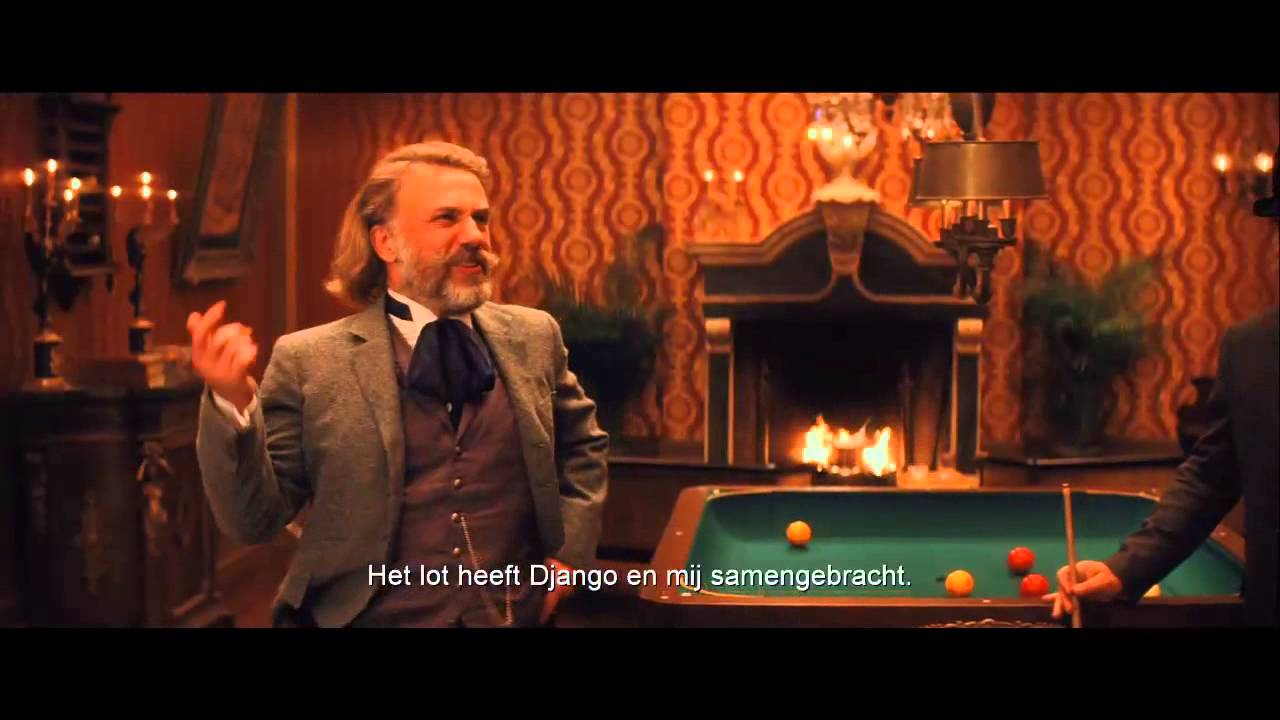 Nederlandse trailer Quentin Tarantino's Django Unchained