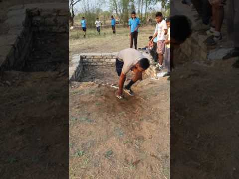 Indian army long jump