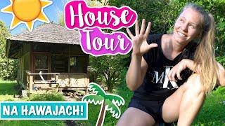 HOUSE TOUR & ROOM TOUR!!  Jak mieszkam na HAWAJACH?