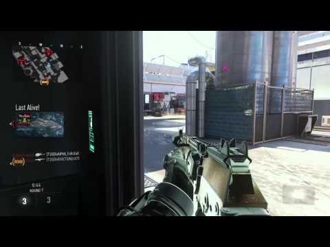 COD AW - SICK 1v5 Clutch S&D Gameplay On Solar! (Call Of Duty Advanced Warfare Multiplayer Gameplay)