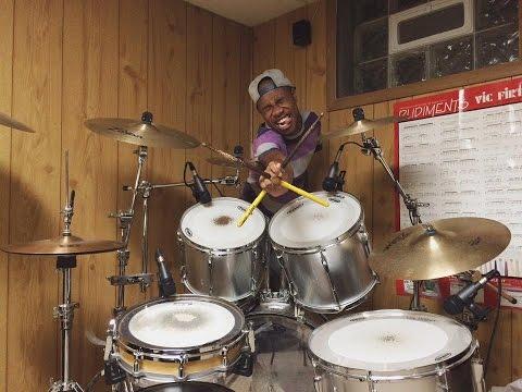 Drum Cover: i - Kendrick Lamar @drums0n