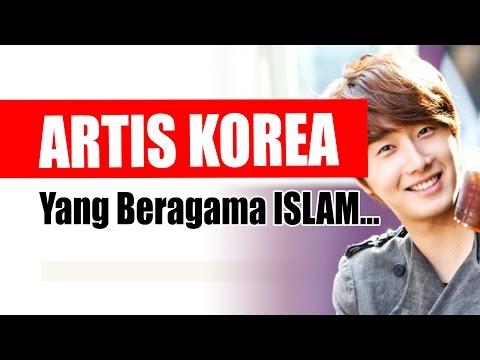 4 artis Korea beragama Islam - YouTube
