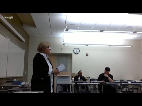 Session XI: Training in Catholic School Leadership
