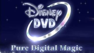 Repeat youtube video Disney DVD logo Fullscreen October 2001-November 2007