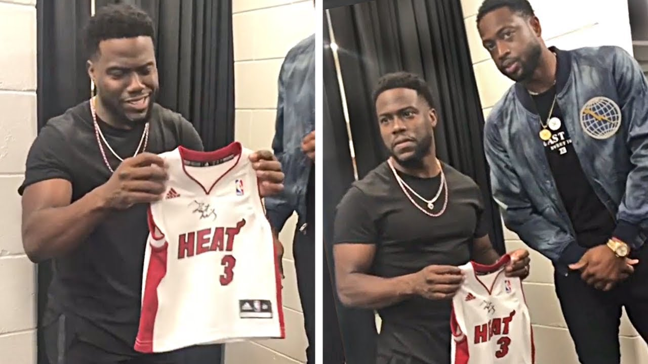dwyane-wade-pranks-kevin-hart-with-a-mini-heat-jersey