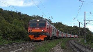 Электропоезд ЭД4М-1033/1034