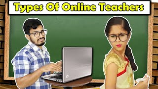 Types Of Online Teachers | Funny Video | Pari's Lifestyle
