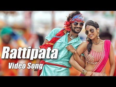 Rhaatee - Rattipata Full Song Video | V Harikrishna | A P Arjun | Dhananjaya | Sruthi Hariharan