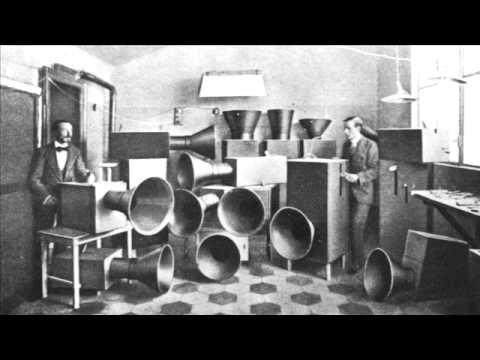 Luigi Russolo - Risveglio di una Città