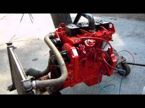 what does a turbo charger hook up to