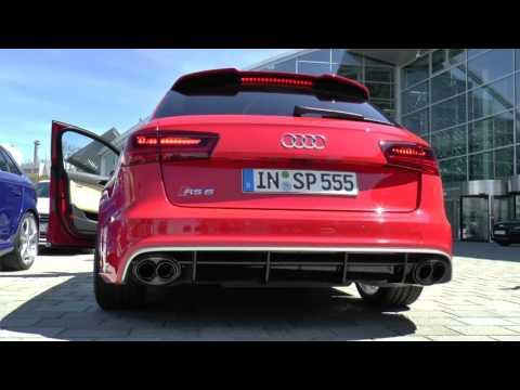 Audi RS-Treffen 2016 | HiRevs