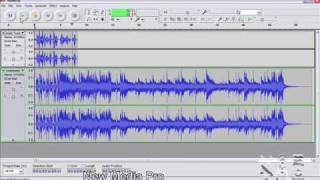 Audacity Tutorial for Podcasting