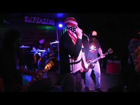 "AMERICAN JIHAD - JON NEWMAN MEMORIAL SHOW - DI PIAZZAS - LONG BEACH CA  1/29/17 ""VULTURE VIDEO"""