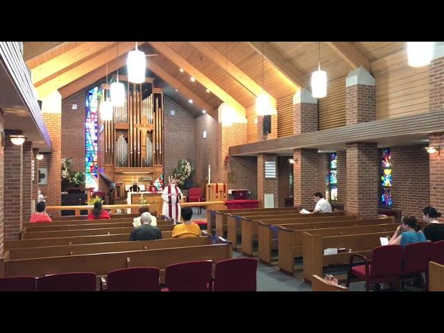 Day of Pentecost - Holy Eucharist - 5/23/21