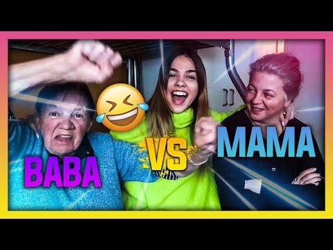 KO ME BOLJE POZNAJE *MAMA VS BABA*