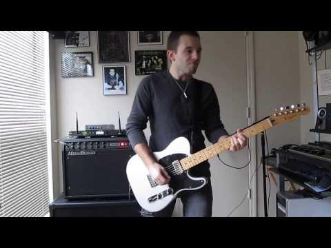 Soundgarden - Been Away Too Long (guitar cover)
