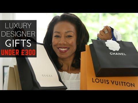 7 Luxury Designer Gifts Under £300 - Chanel, Louis Vuitton, Gucci, Burberry, Chloe, Fendi, YSL