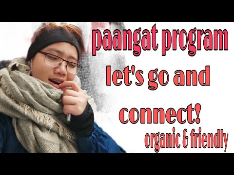 Guys! Ito na un inaantay natin na organic and friendly paangat program..