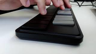 KORG Nanokey 2 - Demo Piano - 2018