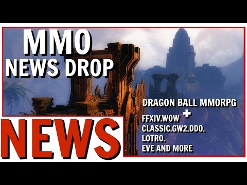 MMO News Drop: FFXIV Plans, Dragon Ball MMORPG, WoW Classic And More