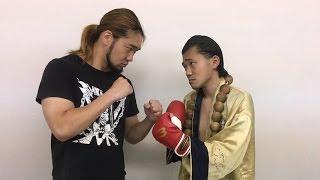 【緊急記者会見】シバターvs亀田対戦決定!