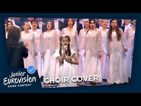 Darina Krasnovetska - Say Love - Ukraine - Choir Version